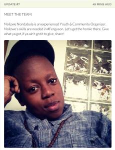 Nolizwe_Screen Shot